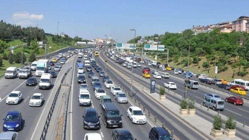 Eylül ayında 93 bin taşıtın trafiğe kaydı yapıldı