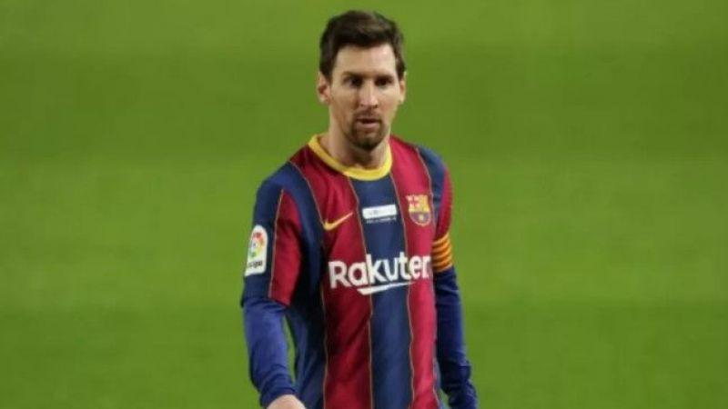 Messi'nin kırmızı kart görmesine neden olan hareketi - Video