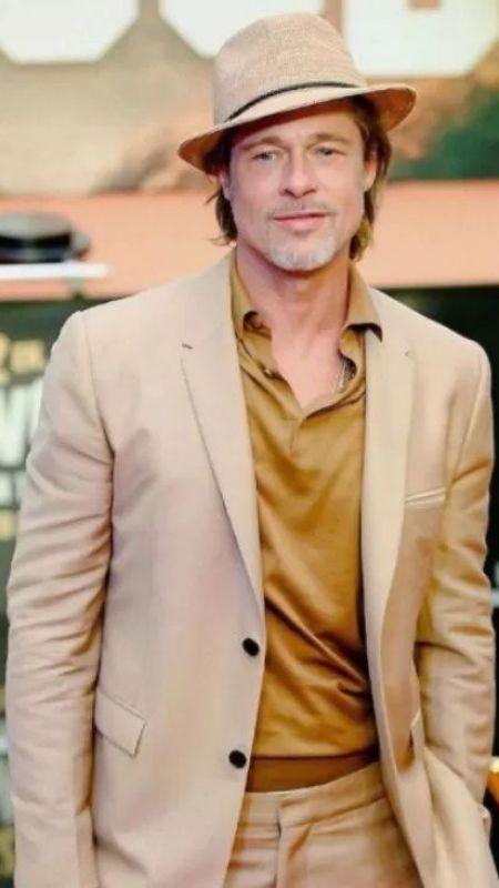 Brad Pitt bir kıyafet koleksiyonu çıkaracak