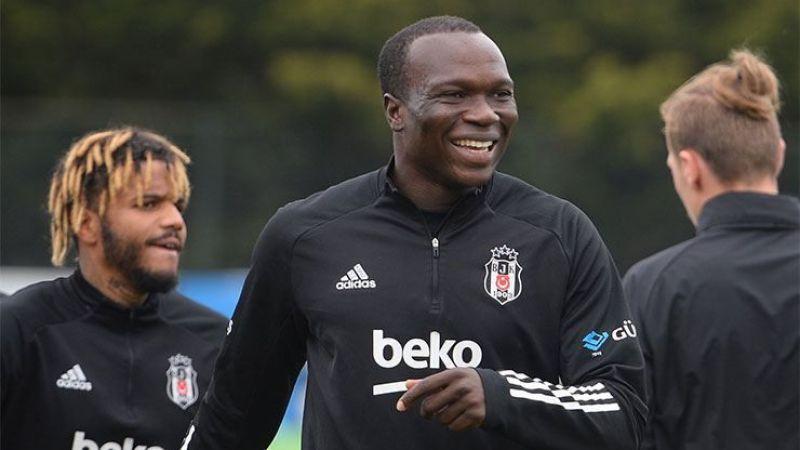 Aboubakar, Sivasspor maçı kadrosuna alındı