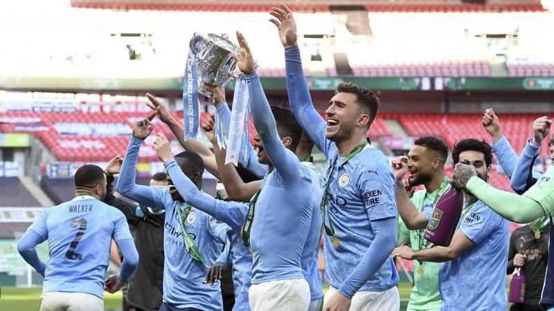 İngiltere Lig Kupası 8. kez Manchester City'nin