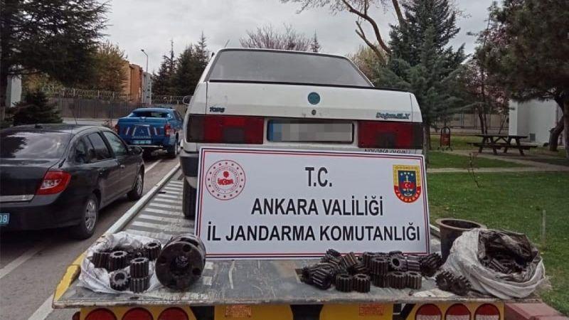 Ankara Emniyeti hırsızlara göz açtırmıyor