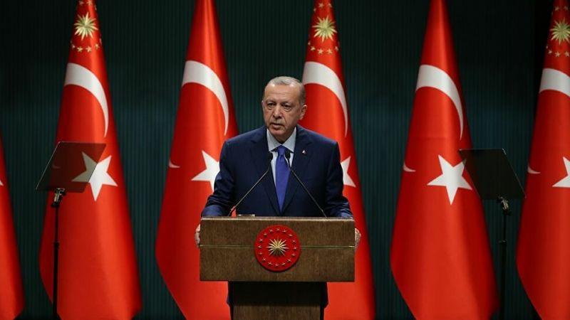 """Cumhurbaşkanı Erdoğan: """"29 Nisan-17 Mayıs arası tam kapanmaya geçiyoruz"""""""