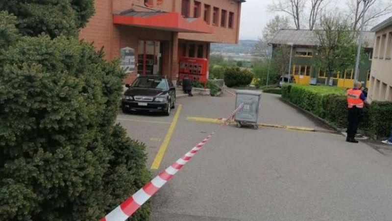 İsviçre Türk Toplumu binasına bırakılan bombayı terör örgütü PKK üstlendi