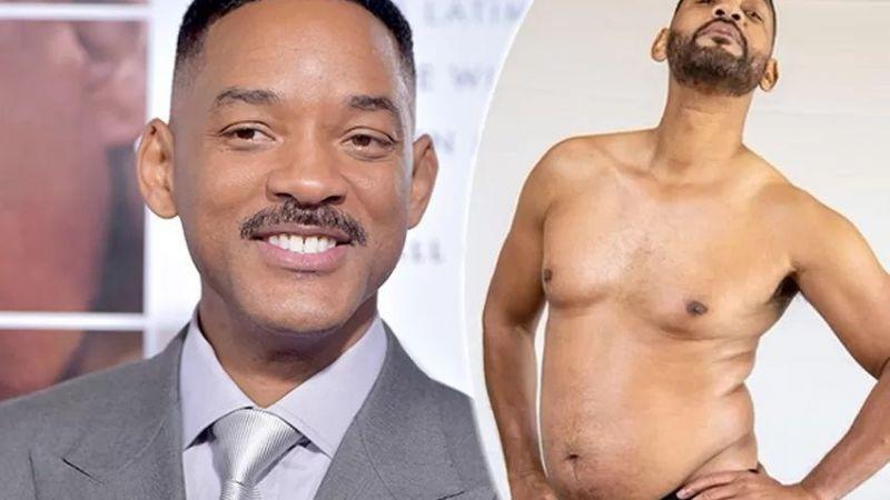 Will Smith pandemide aldığı kiloları vermeye karar verdi