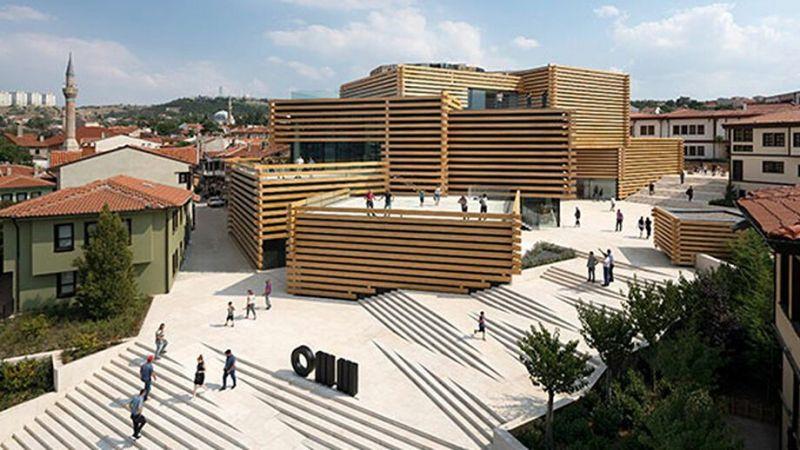 """Bayburt Kenan Yavuz Etnografya Müzesi """"2021 Silletto Ödülü""""nü aldı"""