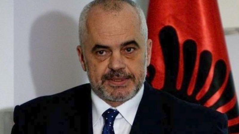 """Arnavutluk Başbakanı Rama: """"Türkiye, AB güvenliğinde kilit bir role sahip"""""""