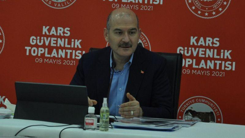 Bakan Soylu'dan tam kapanma açıklaması