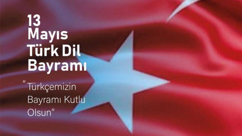 Prof. Dr. Ömer Çomaklı: Türk Dil Bayramımız kutlu olsun
