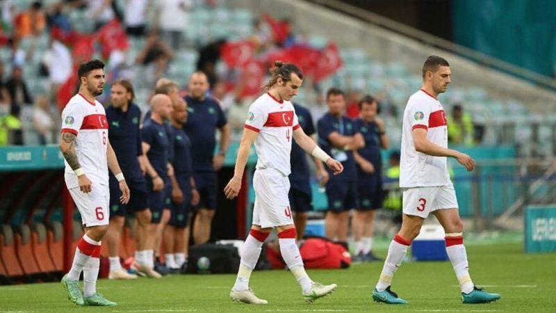 EURO 2020 Avrupa Şampiyonası: İsviçre: 3 - Türkiye: 1 (Maç sonucu)