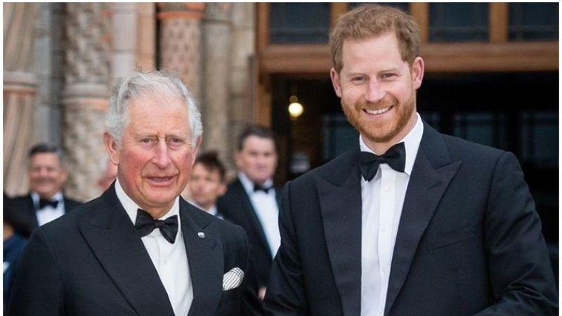 Prens Charles, Prenses Diana anıtının açılışında Harry ile görüşmeyecek