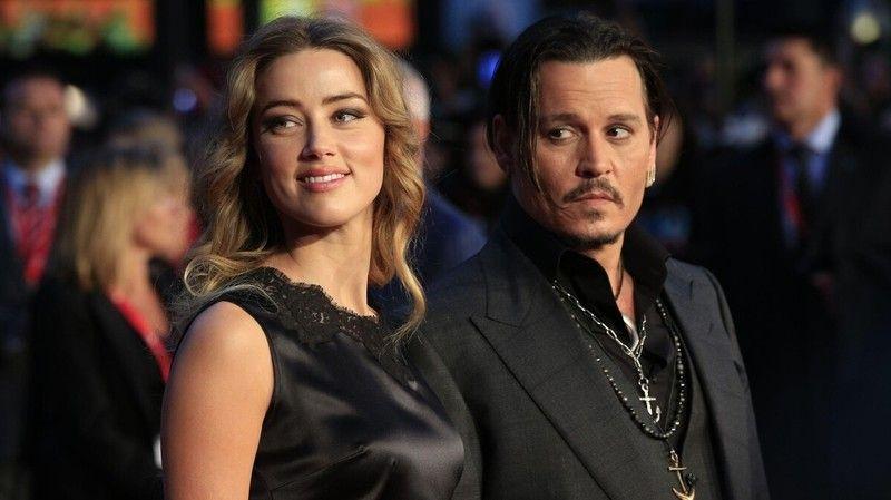 Johnny Depp ve Amber Heard boşanma hakkında kitap yazacak