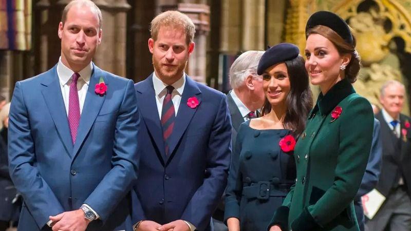 Kate Middleton ve Prens William, Meghan Markle ile barışmaya hazır