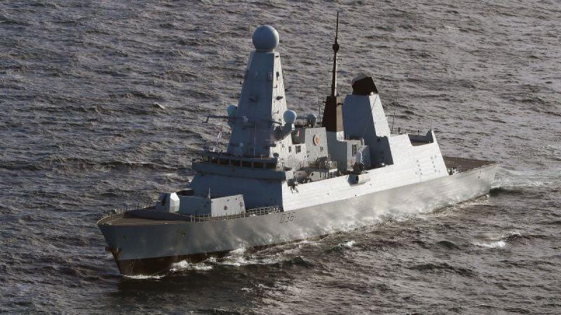 """İngiltere: """"Geminin Rus sularında olduğunu söylemek yanlıştır"""""""