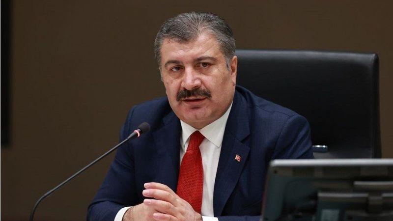 Sağlık Bakanı Fahrettin Koca, Bilim Kurulu Toplantısı'nın ardından açıklamalarda bulundu