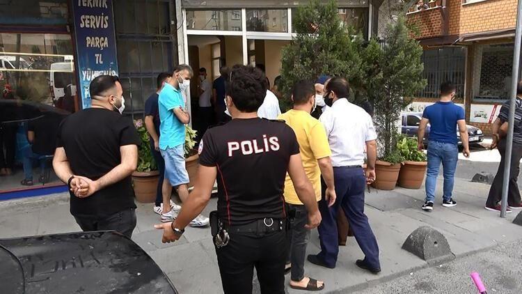 Arnavutköy'de polis ekiplerinden tam kapsamlı asayiş uygulaması