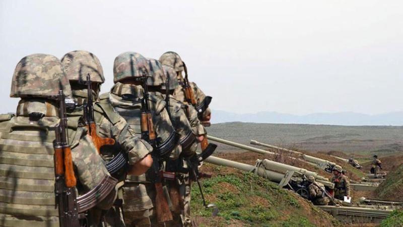 Ermenistan askerleri, Tovuz'daki Azerbaycan askerlerine ateş açtı