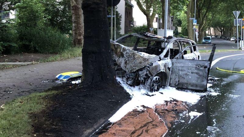 Almanya'da biri Türk 2 öğrenci, polislerin hayatını kurtardı