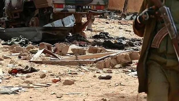 Mali'de BM Barış Güçleri'ne bombalı saldırı: 15 yaralı