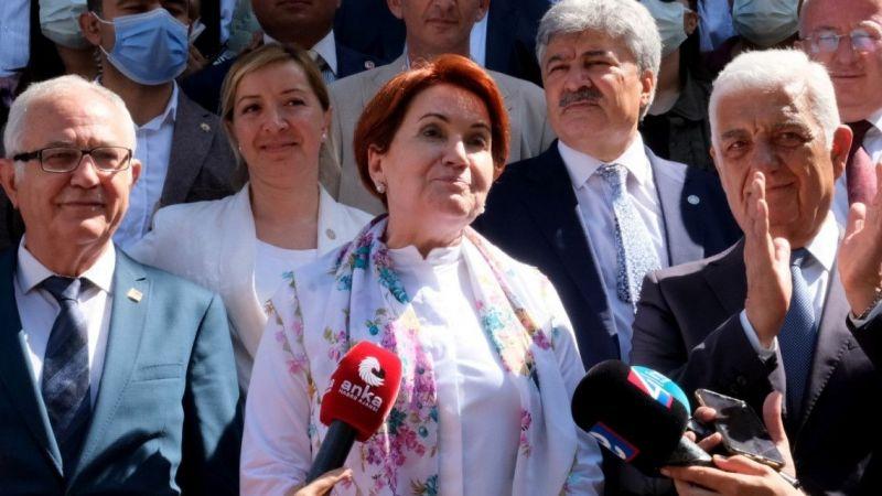 İYİ Parti Genel Başkanı Akşener Muğla'da