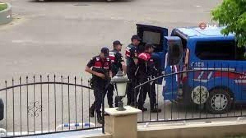 Cezaevi firarisi suç makinası jandarmanın operasyonuyla yakalandı