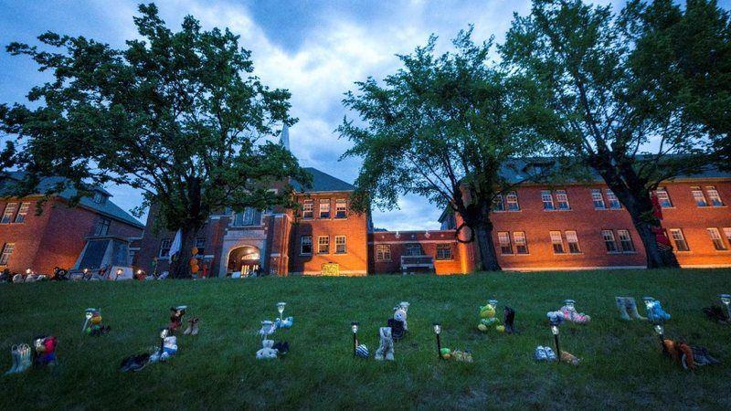 Kanada'da 182 tane daha isimsiz mezar tespit edildi