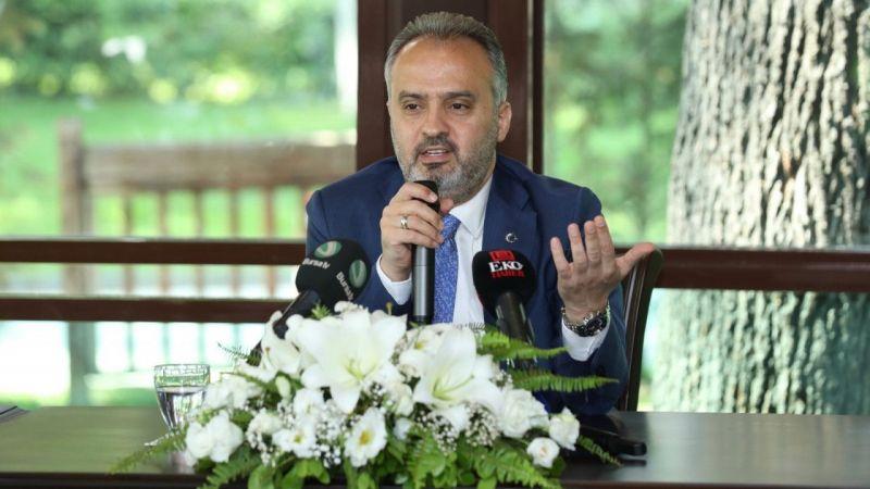 """Başkan Aktaş: """"Bursaspor'a hiçbir kötülük yapmadım"""""""