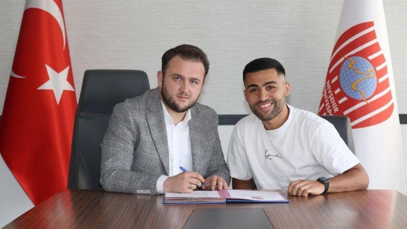 Nevşehir Belediyespor gurbetçi futbolcuyu transfer etti