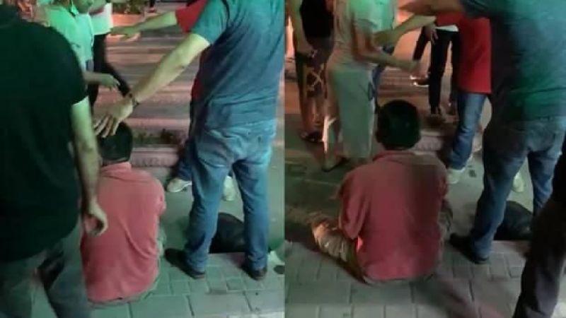 Bağcılar'da meydan dayağı atılan tacizci tutuklandı