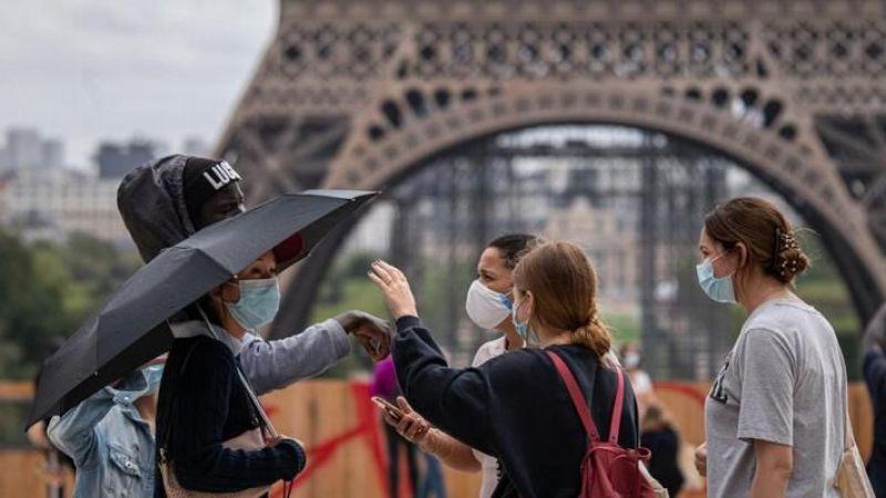 Fransa'da son 24 saatte 10 bin 949 yeni vaka