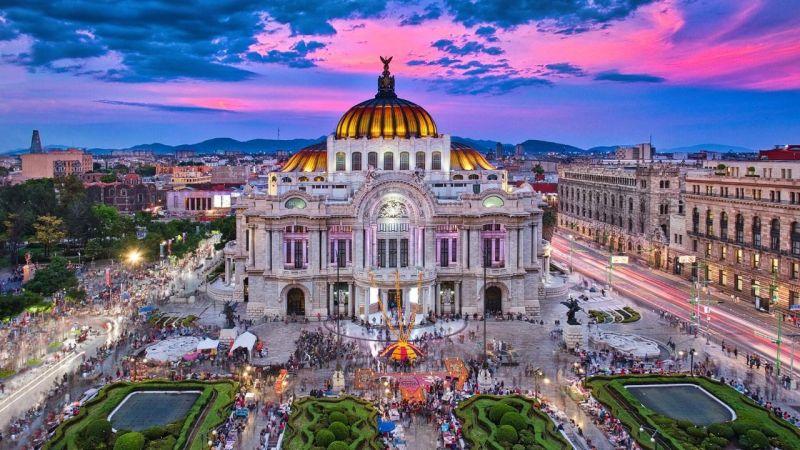 """Mexico City Sağlık Bakanlığı: """"Kentteki her 10 Covid-19 vakasından 6'sı delta mutasyonu"""""""