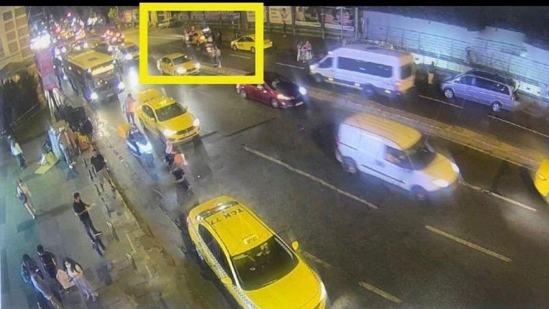 Şişli'de turistleri soyan taksici yakalandı