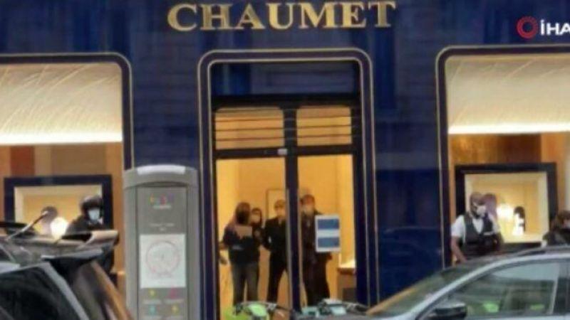 Paris'te çalınan yaklaşık 2 milyon Euro'luk mücevherin çoğu ele geçirildi