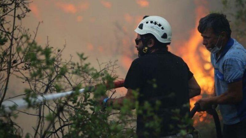 Orman Genel Müdürlüğü açıkladı, orman yangınlarından 134'ü kontrol altında