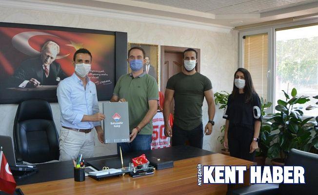 Nevşehir'de düzenlenen spor  faaliyetleri konuşuldu