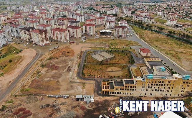 Bu arazi yeniden Nevşehir belediyesine geçti