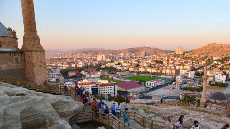 Nevşehir Uluslararası Festivale kapılarını açtı