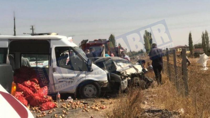 İşte Nevşehir'in bir haftalık kaza bilançosu
