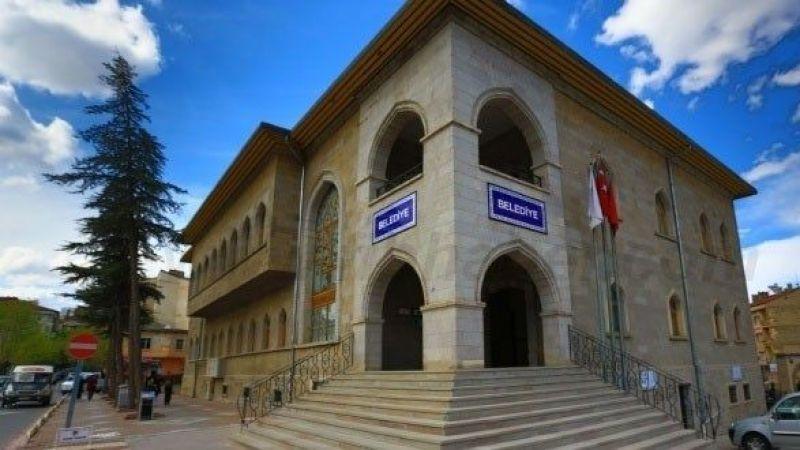 Nevşehir Belediyesi'ne operasyon