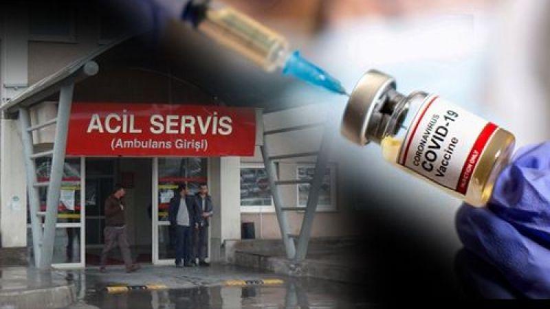 Aşı yaptırmayanlar için test zorunluluğu başlıyor