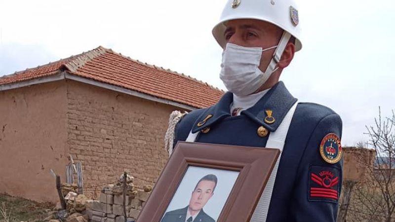 Başçavuş Dağcı için tören düzenlendi