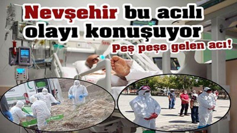 Nevşehir bu acı olayı konuşuyor