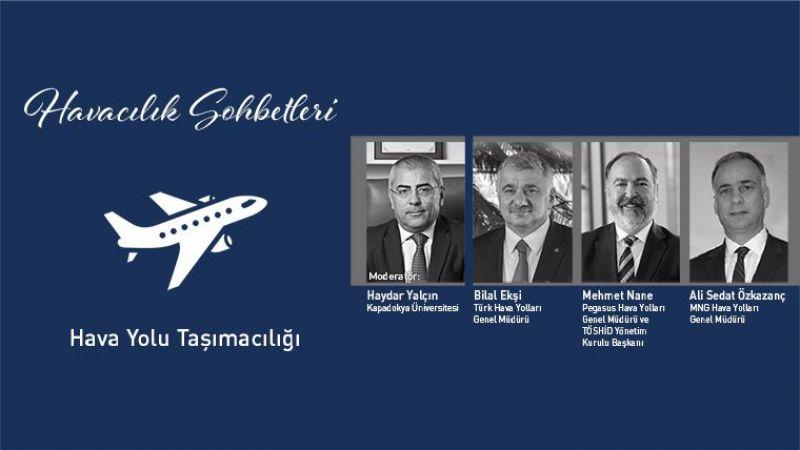 Havacılığın önde gelen isimleri Kapadokya'da buluşacak