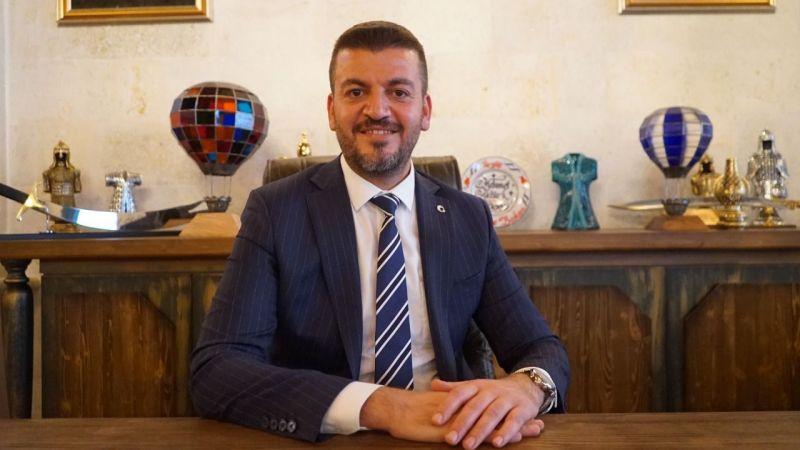 Başkan Aktürk'ün Polis Haftası mesajı
