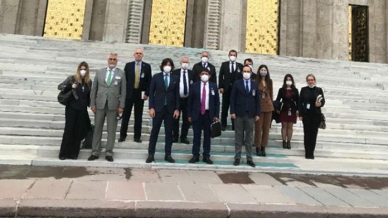 Turizme Teşvik Kanunu konuşuldu