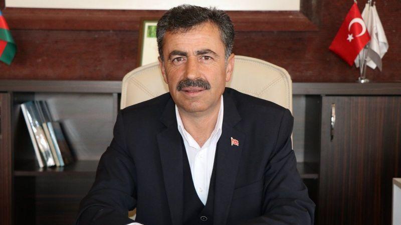 Uçhisar Belediye Başkanı Osman Süslü'den 23 Nisan mesajı