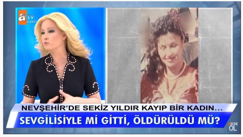 Nevşehir'li Lütfiye Gündüz'e ne oldu?