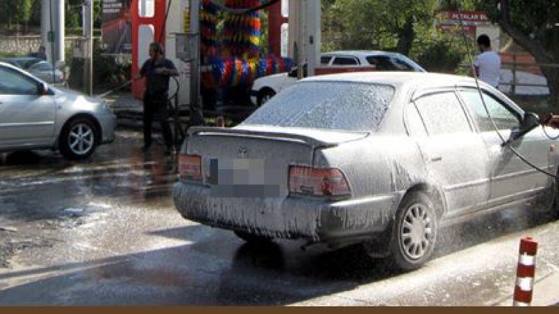 Yasakta araç yıkamakta nedir?