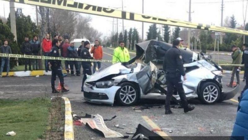 Nevşehir'in haftalık kaza bilançosu açıklandı