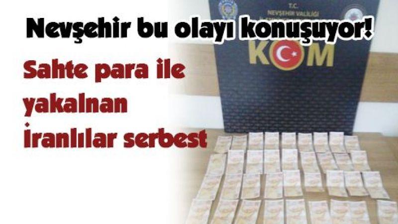 SON DAKİKA… Nevşehir'e İranlılar sahte para sürecekti